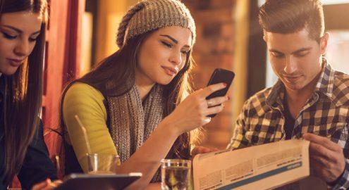 Audience le mag réseaux sociaux information