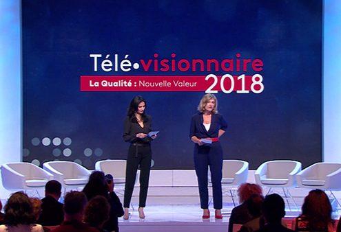 Plateau de Télé.Visionnaire