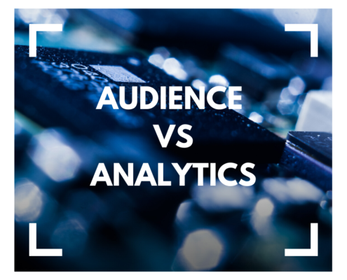 audience vs analytics