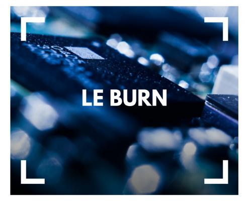 Le burn (images à la une)