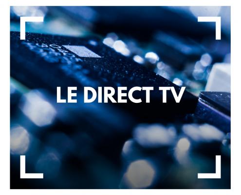 Le direct tv (images à la une)